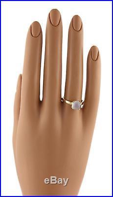 Estate 18k Rose Gold Curb Link 11mm Wide Bracelet 75gr