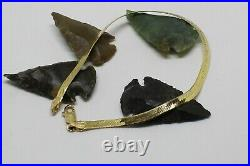 Herringbone Bracelet 14K Solid Yellow Gold 7 Inches Long 3 Millimeter Wide ITALY
